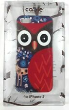 Coque etui rigide Iphone 5 neuf motif