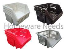 Égouttoirs, étagères et barres en plastique pour le rangement de la cuisine Cuisine