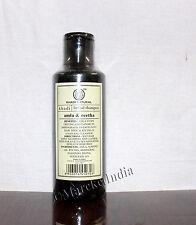 Khadi Herbal Amla & Reetha Shampoo Natural Cleanser 210 ML (Set of 2)