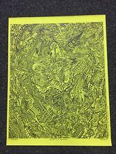 VTG P.D. Spoecker Whirlpool Poster 1967 BYM Enterprises Psychadelic Hippie Art
