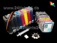 CISS Pigment HP 38 HP38 Photosmart Pro B8850 B9180 GP