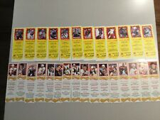 Ice Hockey Bookmarks/Cards/Collectables