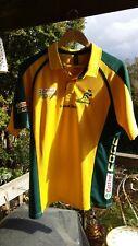 Wallabies Kooga Rugby polo shirt Size medium