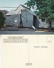EDISON NATIONAL HISTORIC SITE NEW JERSEY UNUSED COLOUR  POSTCARD (a)