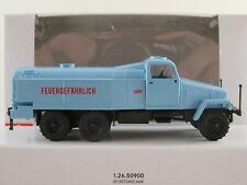 "Busch 51552 IFA G5 Benzintankwagen (1960) ""LPG"" in hellblau 1:87/H0 NEU/OVP"