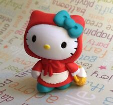 Hello Kitty 2016 Series 1 Costume Collection Collectible Mini Red Riding Hood 💝
