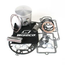 WISECO KAWASAKI KX250 KX 250 PISTON TOP END KIT 67.50MM 1.1MM OVER BORE 93-01