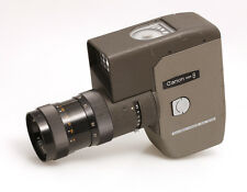 Canon Zoom 8 Filmkamera mit 1,4/10-40 mm Zoom