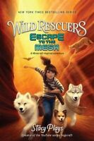 Wild Rescuers: Escape to the Mesa by StacyPlays 9780062796400 | Brand New