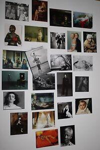 ANNIE LEIBOVITZ : Box mit 25 original Kunstpostkarten OVP