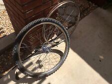"Vintage Sun metal produc 26"" BMX Cruiser, MTB Wheel Set High Flange Shimano hubs"