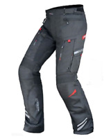 DRIRIDER Vortex Adventure Motorcycle Pants NEW rrp$329! 5XL 6XL BLK All Seasons