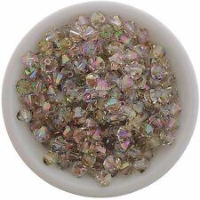 Swarovski Crystal 5328 XILION Bicones 3mm - PURPLE HAZE (24 PCS)