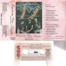 FONTOVA TRIO Rosita   RARE UNIQUE SPANISH EDITION  CASSETTE    1983
