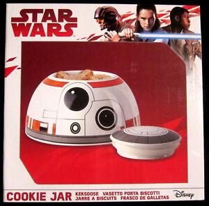 STAR WARS BB-8 - Keramik Keksdose / Ceramic Cookie Jar - 20 cm - The Last Jedi