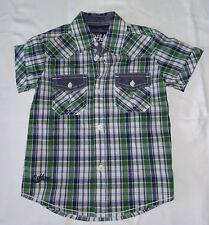 Jungen Hemd 100% Baumwolle Gr. 98  NEU