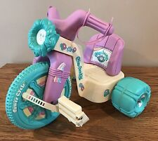 Vintage Coleco Cabbage Patch Kid Doll Bike Stroller Tricycle CPK Toy  1985 Cute!