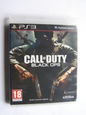 jeu PS3 playstation 3 call of duty black ops