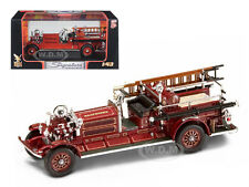 1925 AHRENS FOX N-S-4 FIRE ENGINE RED 1/43 DIECAST MODEL BY ROAD SIGNATURE 43004