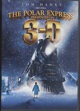 Warner Bros dvd The Polar Express  3-D  like new