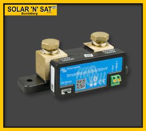 Victron SmartShunt 500A/50mV Monitor