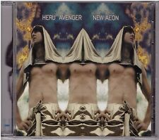 HERU AVENGER New Aeon CD Space Rock / Prog/ Krautrock SEALED, Private Press