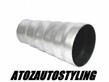 Exhaust Reducer PIPE 6 STEP **CHEAPEST ON EBAY** (DIY)