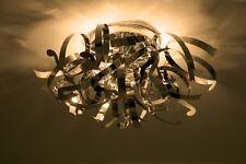 Plafonnier 3 branches Lampe suspension Lustre Lampe de salon en aluminium 35582