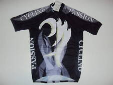 New BLACK ECSTASY Classic Collection Cycling Jersey L
