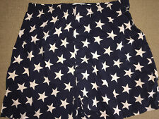 S (28-30) Ralph Marlin - Men'S Stars - Button Fly Boxer Shorts Brief - Nwot