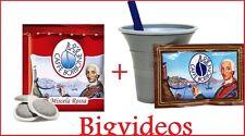 150 CIALDE CAFFE BORBONE MISCELA ROSSA ROSSO ESE44 ESE 44 + kit accessori 150