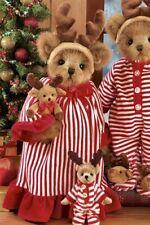 "Bearington Bears ""Pircilla & Prancer"" 14"" Collector Bear- Sku #173138- 2010"