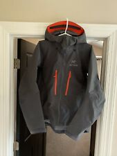 Arcteryx Alpha SV - Mint Worn Once - Mens Small - Pilot - Authentic