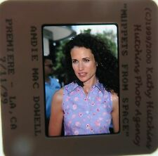 Andie McDowell Sex, Lies, and Videotape Four Weddings & a Funeral 1999 SLIDE 10