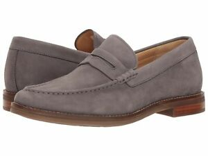 Sperry Top-Sider Gold Exeter Penny Loafers Men's Classic Leather Shoes 9.5 M