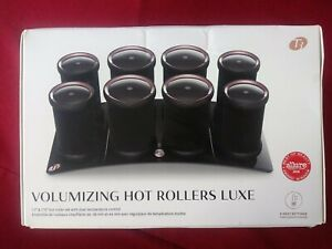 T3 73709 authentic Volumizing Hot Rollers - 8 Count brand new