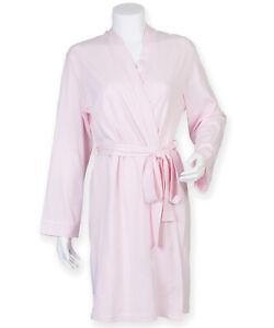 Women's Wrap Robe Light Pink