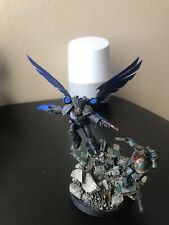Corvus Corax, Raven Guard, Primarch, Painted, Forgeworld, Horus Heresy, 30k, 40k