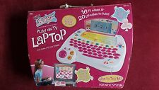 ORIGINAL BRATZ BABYZ PLAY ON TV LAPTOP READING MATH SPELLING 16 ARCADE GAMES NIB