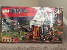 NEW LEGO Harry Potter Hagrid's Hut 4738 , SEALED!