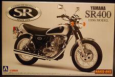 1996 Yamaha SR 400 , 1:12, Aoshima 46203
