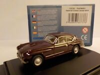 Jensen 541R - Crimson , Model Cars, Oxford Diecast