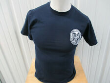 VINTAGE JERZEE FLORIDA STATE FIRE COLLEGE SMALL LOGO BLACK T-SHIRT PREOWNED