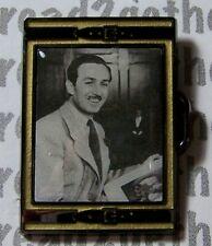 Disney Pin Walt Disney Suitcase Booster Walt Looking Forward