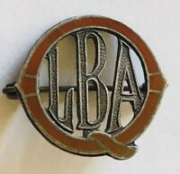 Queensland Ladies Bowling Club Badge Pin Rare Vintage (L26)
