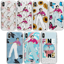 Harry Styles Silicone Phone Case Cover For iPhone 5 6 7 8+ SE2 11 Pro Max XS XR