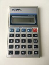 Vintage Sharp Elsi Mate EL-330 Calculator