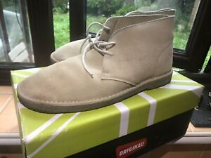 Pretty Green Clarks Desert Boot The First Release!