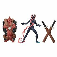 Hasbro Marvel Legends Series Venom 6-inch Collectible Action Figure Toy Ghost...