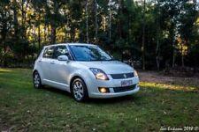 Suzuki Manual FWD Passenger Vehicles